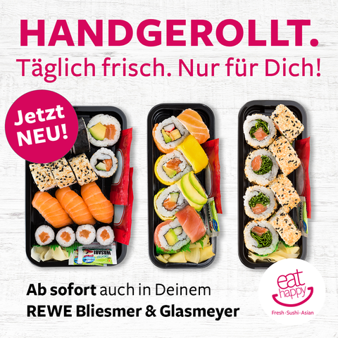 eat happy Sushi Schenefeld