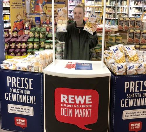 Verkostung REWE Bliesmer & Glasmeyer